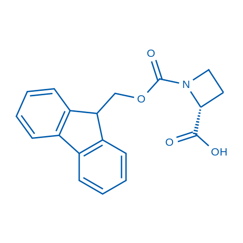 (R)-1-(((9H-Fluoren-9-yl)methoxy)carbonyl)azetidine-2-carboxylic acid