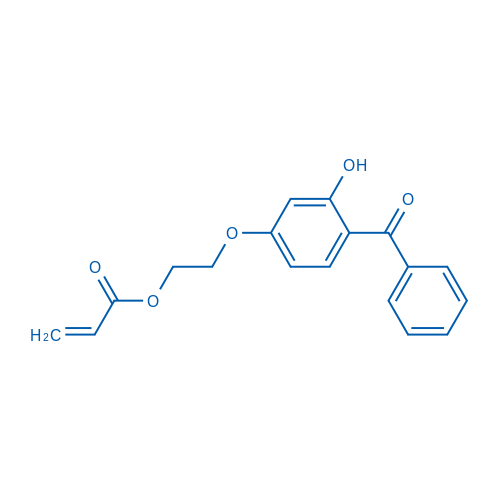 2-(4-Benzoyl-3-hydroxyphenoxy)ethyl acrylate