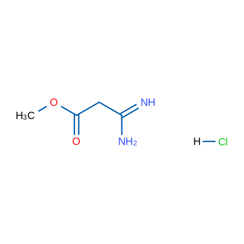 Methyl 2-Amidinoacetate Hydrochloride