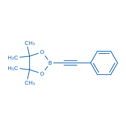 4,4,5,5-Tetramethyl-2-(phenylethynyl)-1,3,2-dioxaborolane