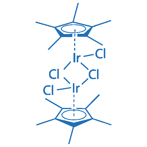 Dichloro(pentamethylcyclopentadienyl)iridium(III) dimer