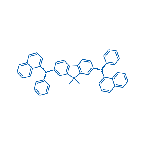 9,9-Dimethyl-N2,N7-di(naphthalen-1-yl)-N2,N7-diphenyl-9H-fluorene-2,7-diamine