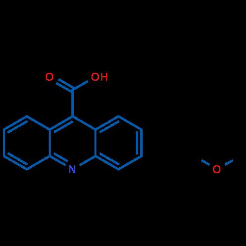 Acridine-9-carboxylic acid hydrate