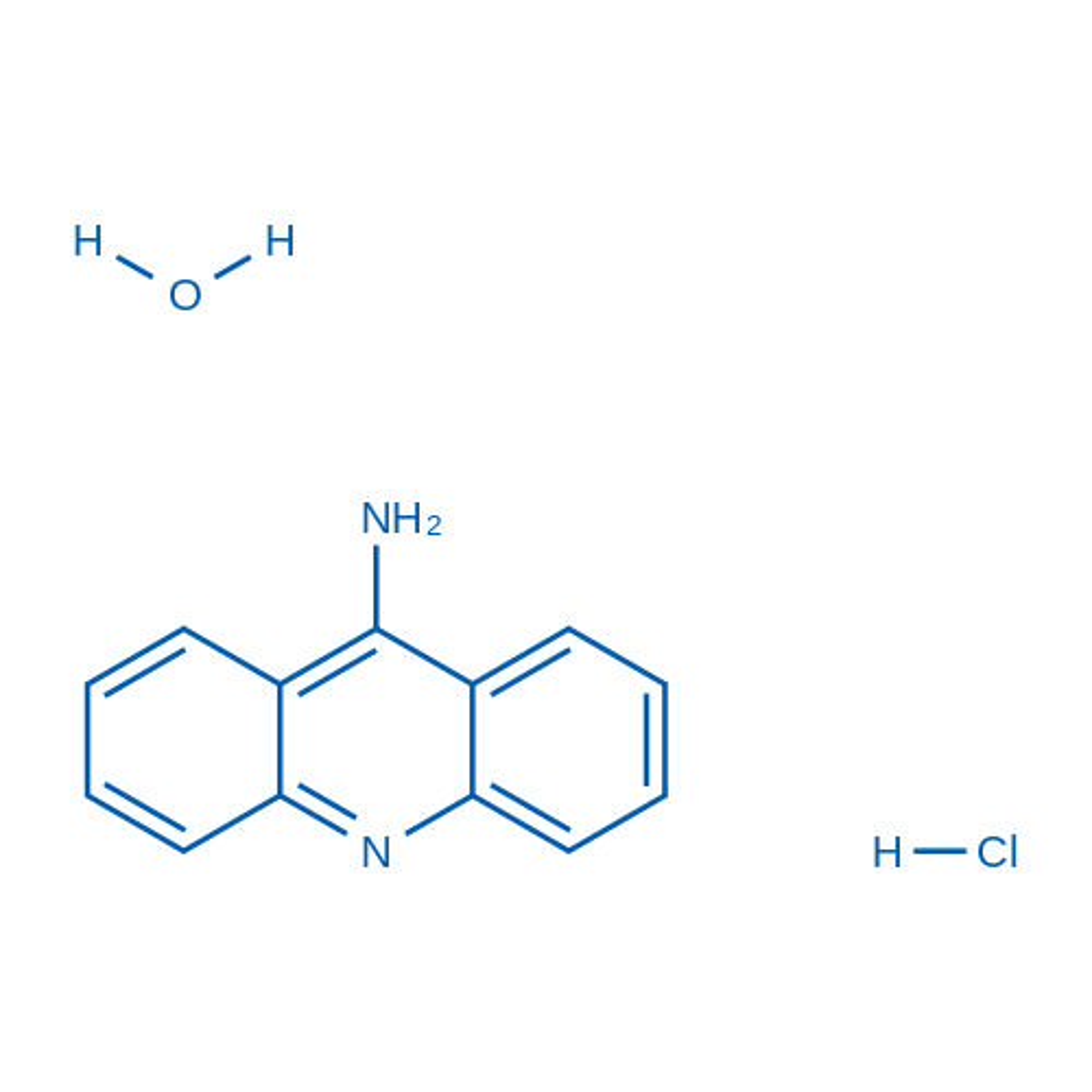 Acridin-9-amine hydrochloride hydrate