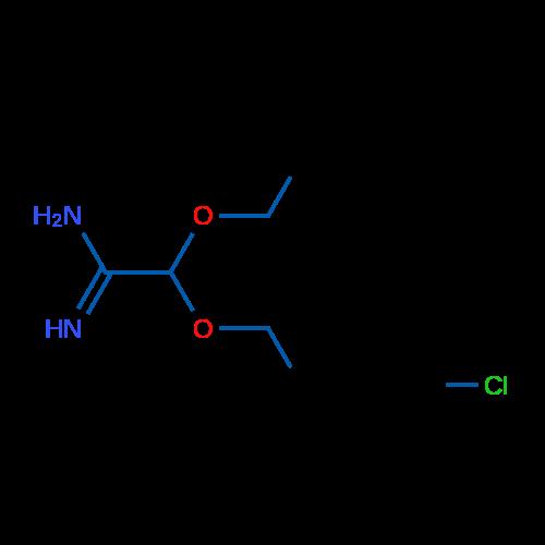 2,2-Diethoxyacetamidine Hydrochloride
