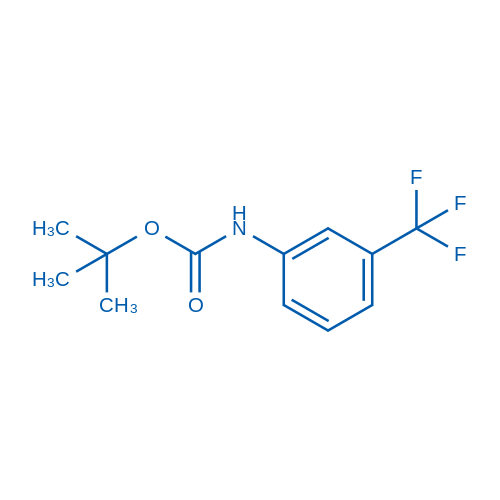 tert-Butyl (3-(trifluoromethyl)phenyl)carbamate