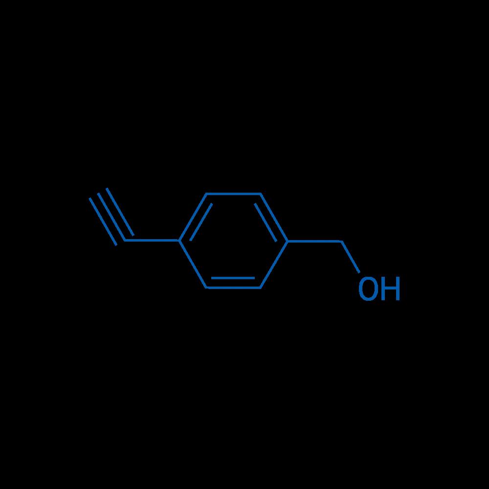(4-Ethynylphenyl)methanol