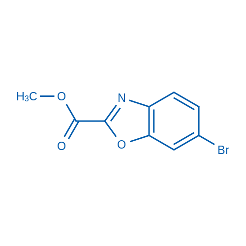 Methyl 6-bromobenzo[d]oxazole-2-carboxylate