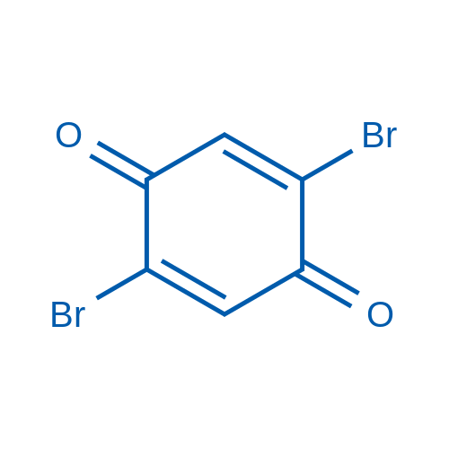 2,5-Dibromocyclohexa-2,5-diene-1,4-dione