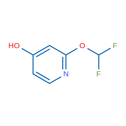2-(Difluoromethoxy)pyridin-4-ol