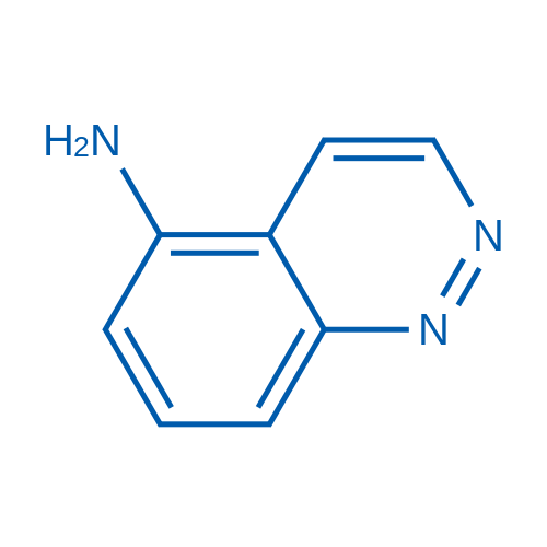 Cinnolin-5-amine