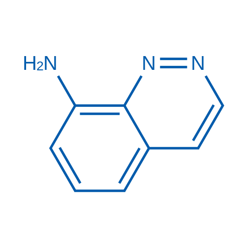 Cinnolin-8-amine