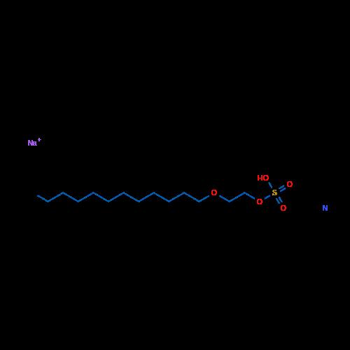Sodium Lauryl Polyoxyethylene Ether Sulfate