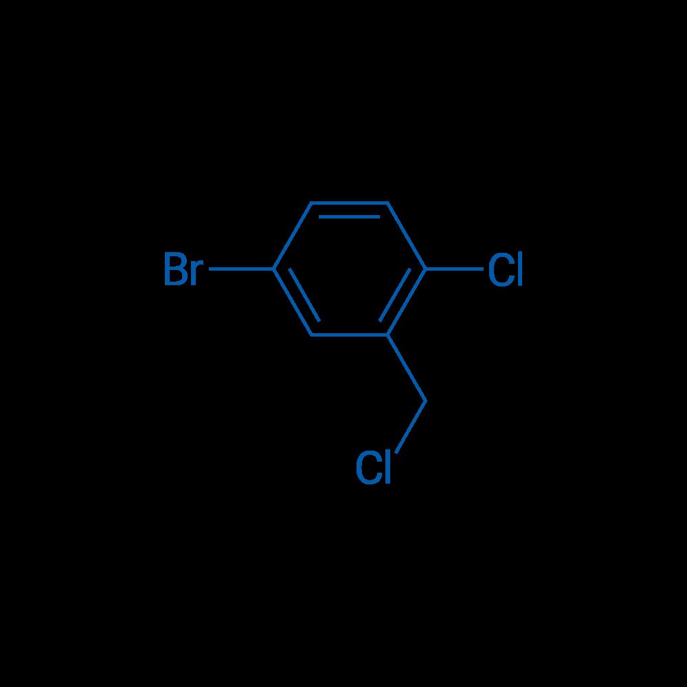 4-Bromo-1-chloro-2-(chloromethyl)benzene