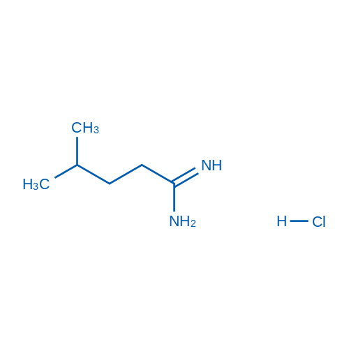 4-Methylpentanimidamide hydrochloride