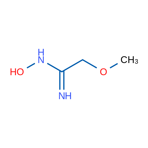 N-Hydroxy-2-methoxyacetimidamide