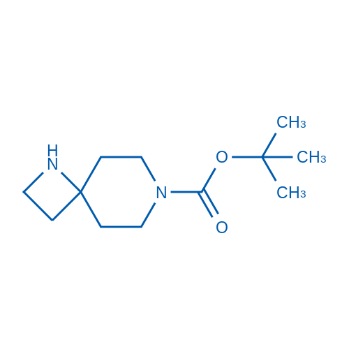 tert-Butyl 1,7-diazaspiro[3.5]nonane-7-carboxylate