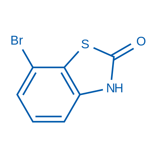 7-Bromobenzo[d]thiazol-2(3H)-one