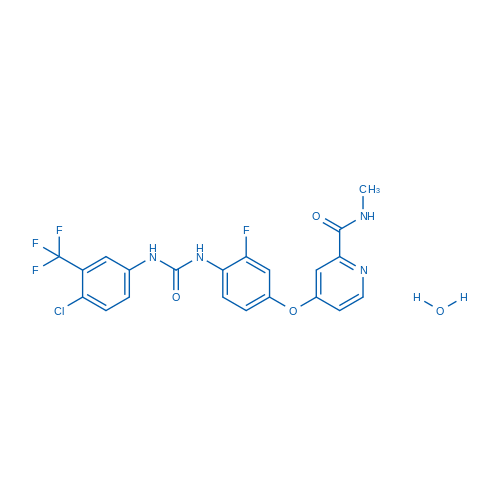 Regorafenib monohydrate