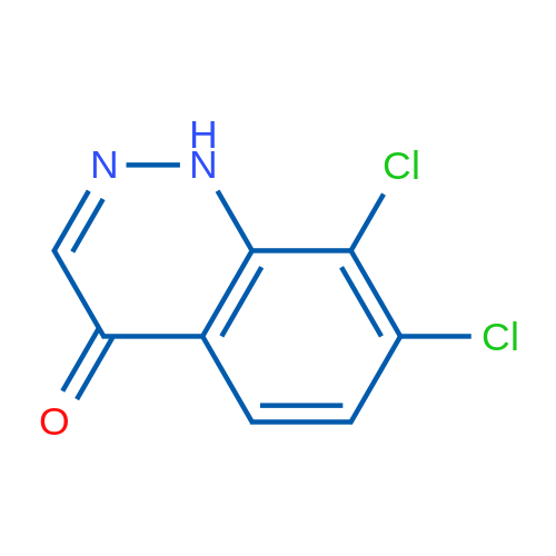7,8-Dichlorocinnolin-4(1H)-one