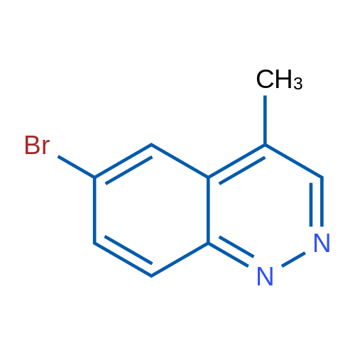 6-Bromo-4-methylcinnoline