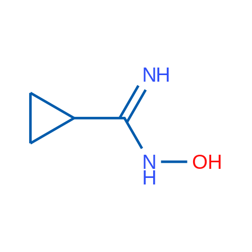 N-Hydroxycyclopropanecarboximidamide