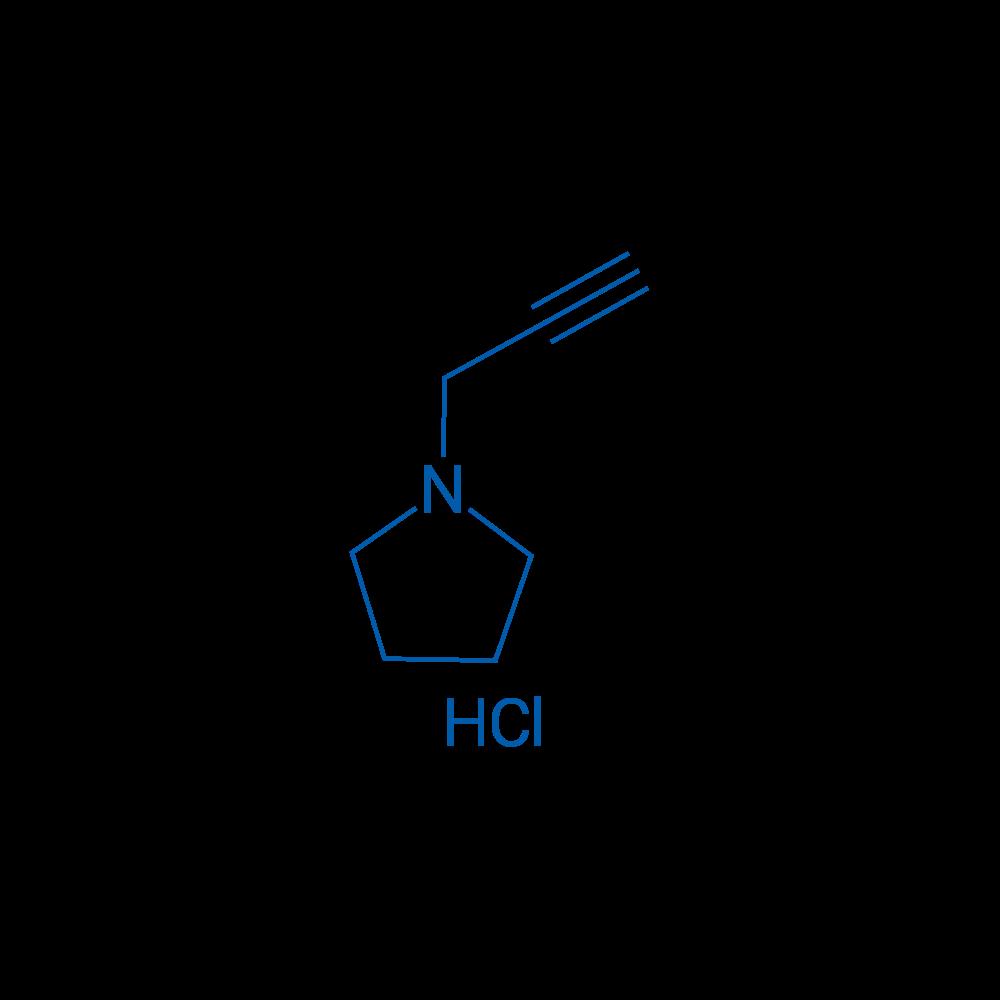 1-(Prop-2-yn-1-yl)pyrrolidine hydrochloride