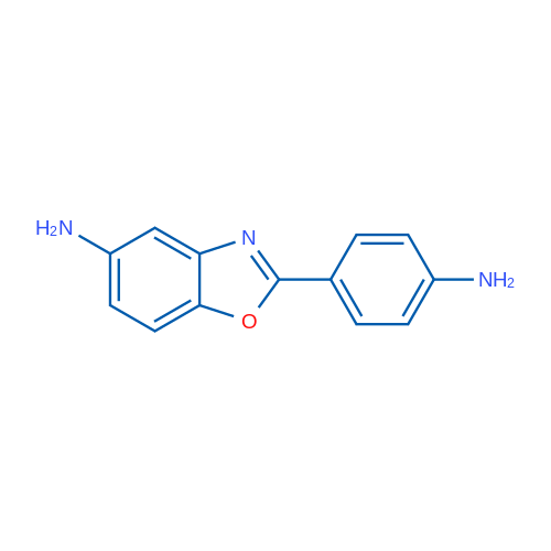 2-(4-Aminophenyl)benzo[d]oxazol-5-amine