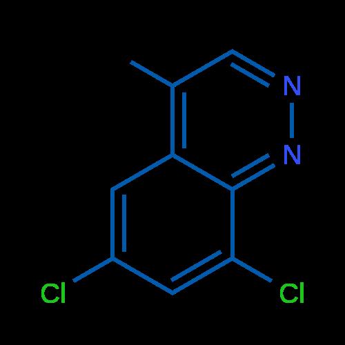 6,8-Dichloro-4-methylcinnoline