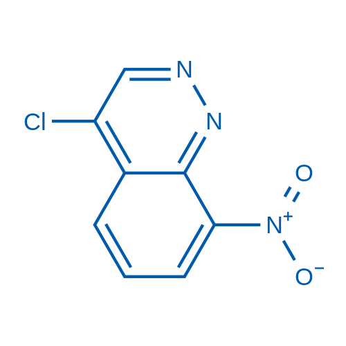 4-Chloro-8-nitrocinnoline