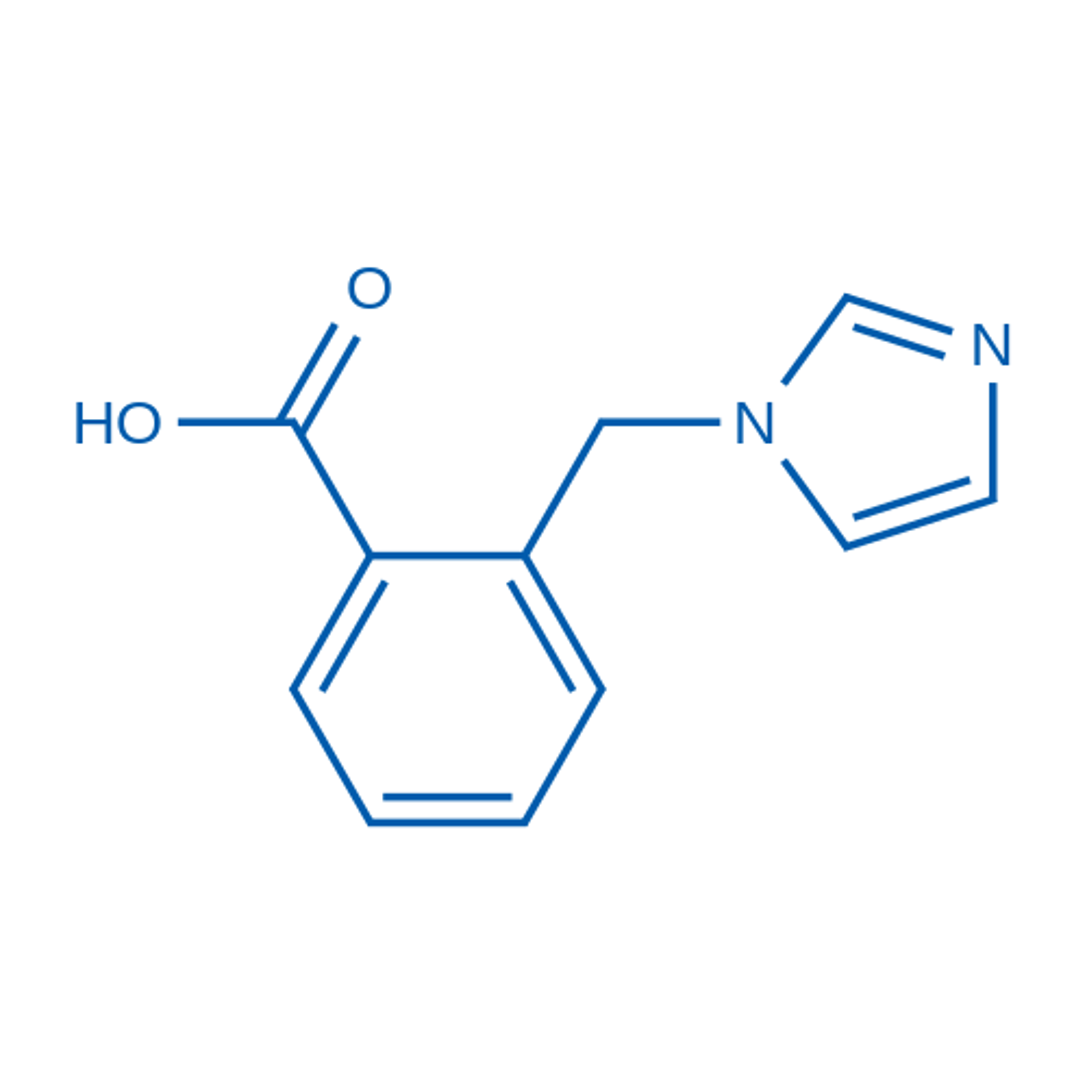2-((1H-Imidazol-1-yl)methyl)benzoic acid