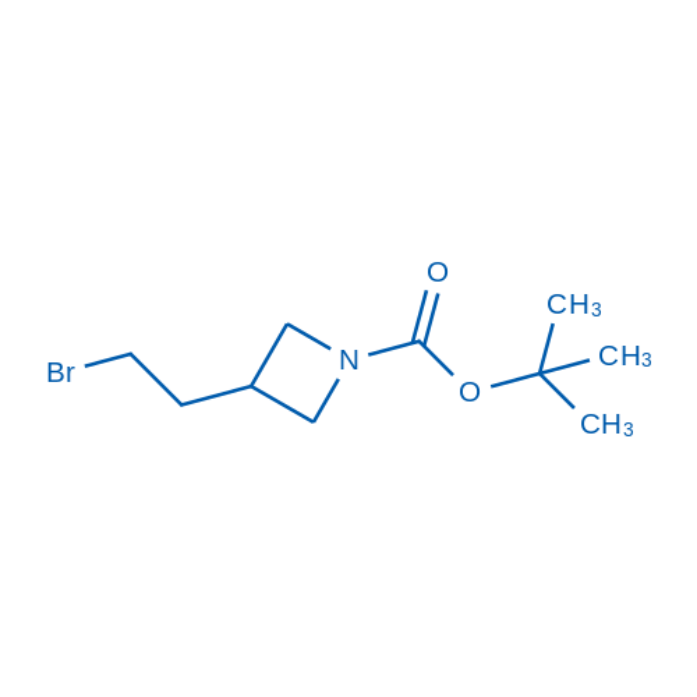 tert-Butyl 3-(2-bromoethyl)azetidine-1-carboxylate
