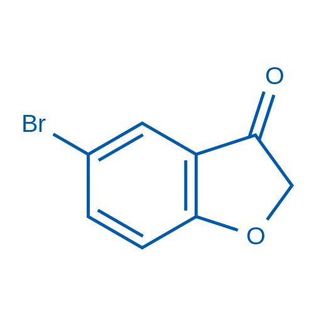 5-Bromobenzofuran-3(2H)-one