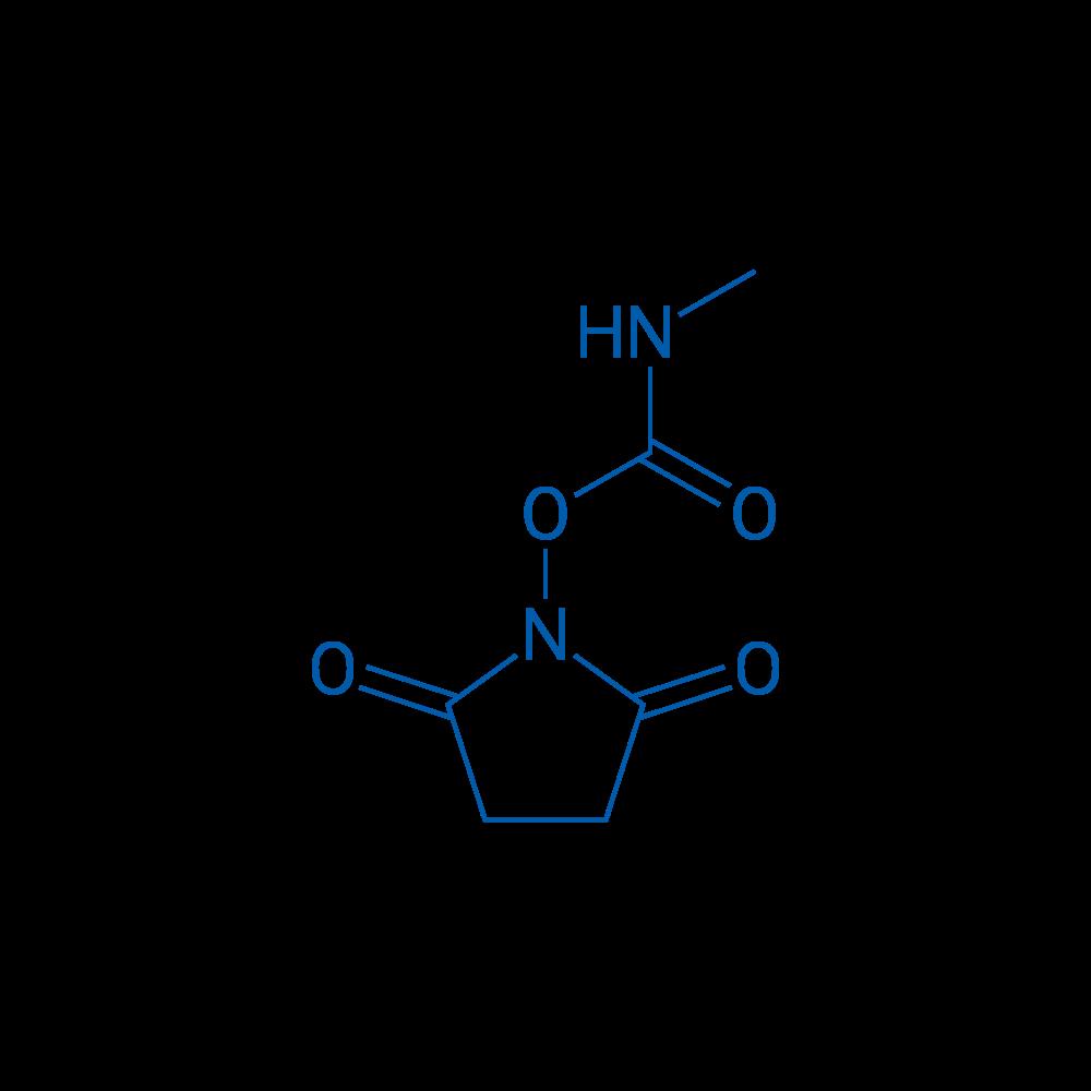 2,5-Dioxopyrrolidin-1-yl methylcarbamate