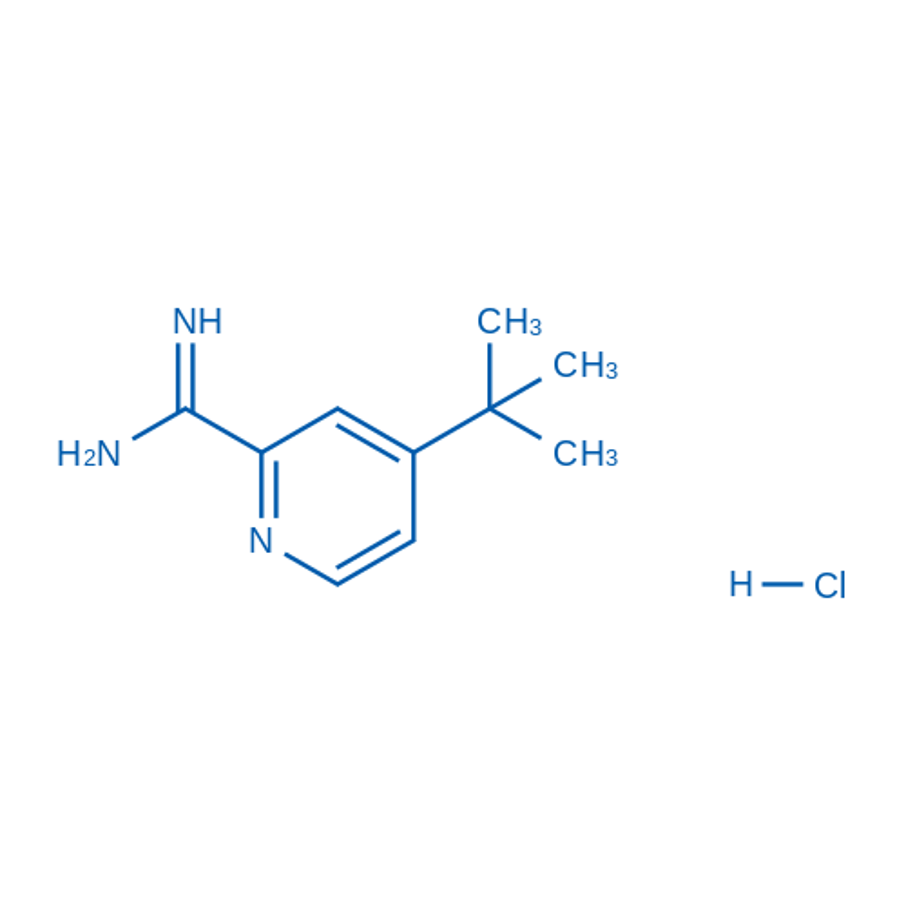 4-(tert-Butyl)picolinimidamide hydrochloride