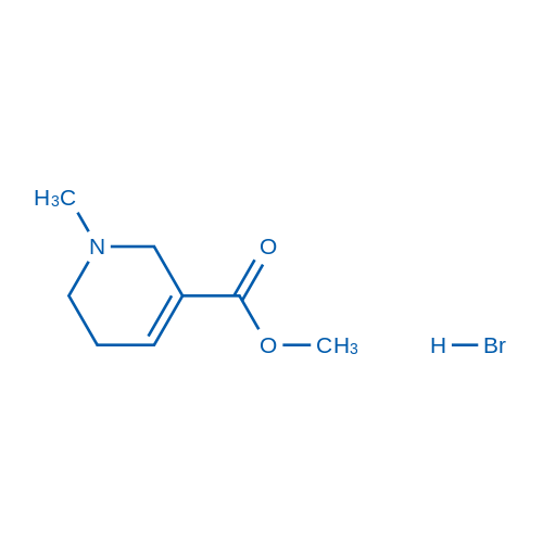 Arecoline hydrobromide