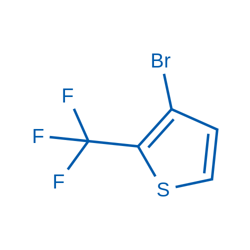 3-Bromo-2-(trifluoromethyl)thiophene