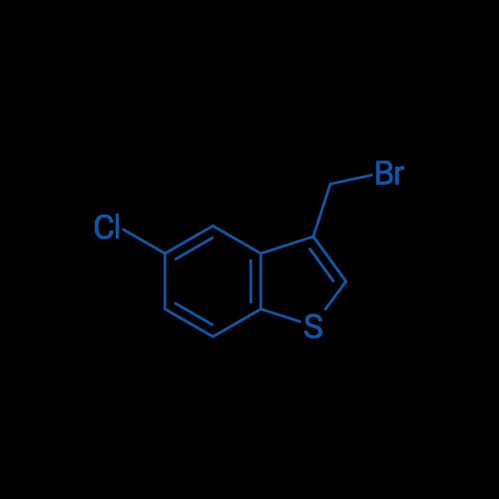 3-(Bromomethyl)-5-chlorobenzo[b]thiophene