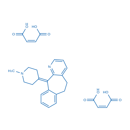 Azatadine dimaleate