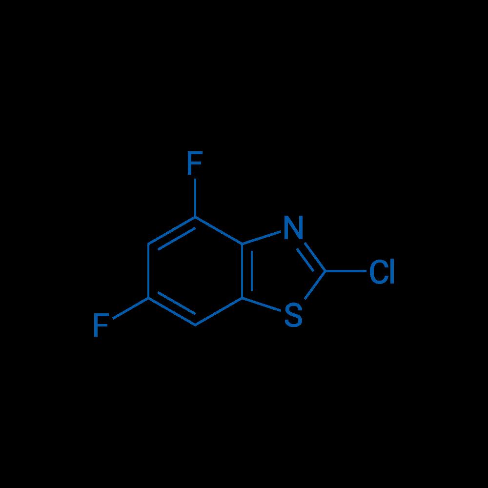 2-Chloro-4,6-difluorobenzothiazole