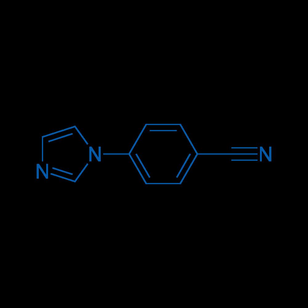 4-(1H-imidazol-1-yl)benzonitrile