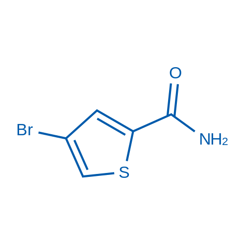 4-Bromothiophene-2-carboxamide