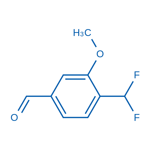 4-(Difluoromethyl)-3-methoxybenzaldehyde