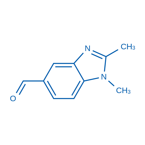 1,2-Dimethyl-1H-benzo[d]imidazole-5-carbaldehyde