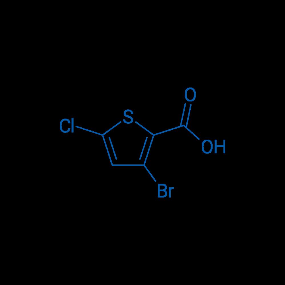 3-Bromo-5-chlorothiophene-2-carboxylic acid