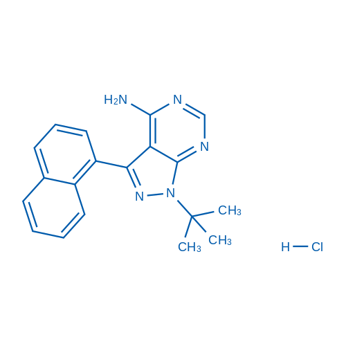 1-Naphthyl PP1 hydrochloride
