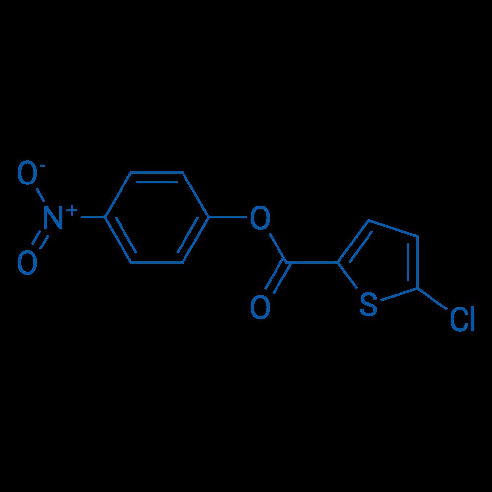 4-Nitrophenyl 5-chlorothiophene-2-carboxylate