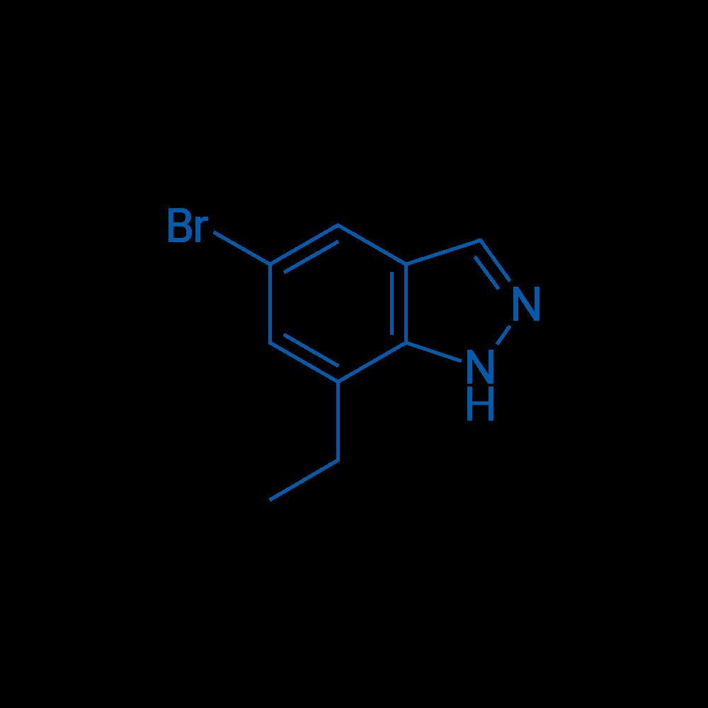 5-Bromo-7-ethyl-1H-indazole