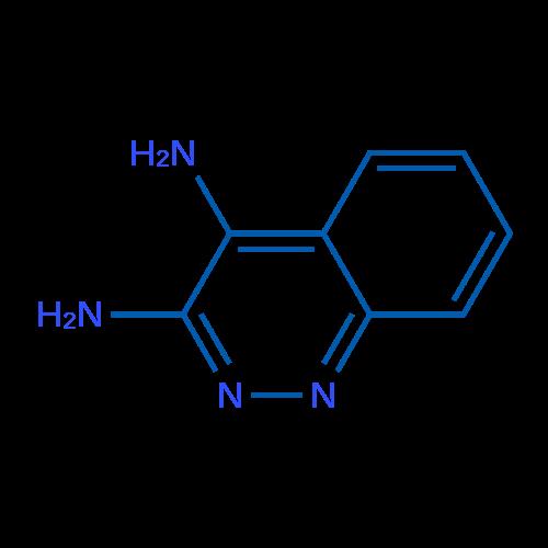 Cinnoline-3,4-diamine