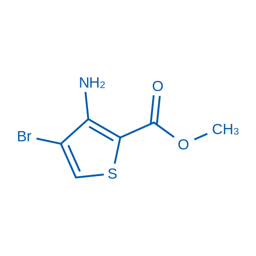 Methyl 3-amino-4-bromothiophene-2-carboxylate